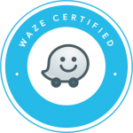 Waze Ads Certification Badge