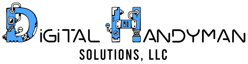 Digital Handyman Solutions Logo