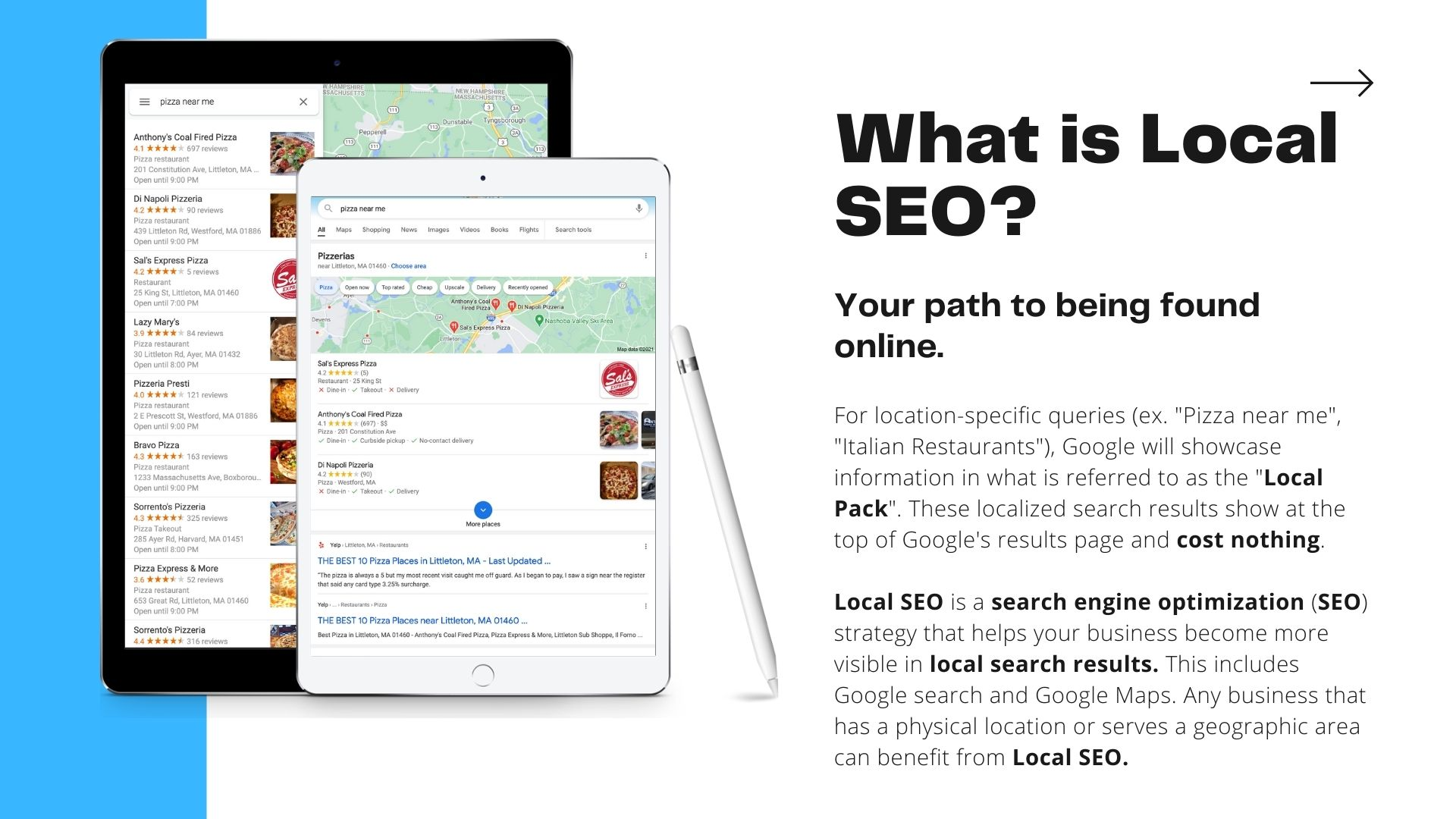 Local SEO Template